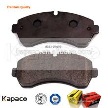 Kapaco Premium Brake pad /Best brake pad 8383-D1699 for Mercedes Sprinter VW Crafter