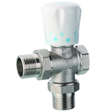 Thermostatic Radiator Compact Design