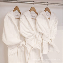 Free Size Hotel Cotton Towel Terry Bathrobe