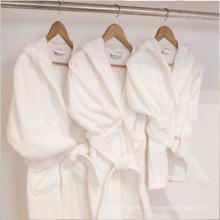 Бесплатный махровый халат из хлопка