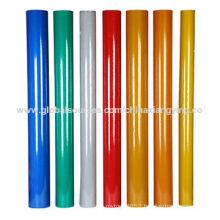Hot Sale Advertisement Grade Stripe Design of Reflective Material Film