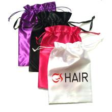 Professional Custom Promotional Jewelry Shopping Bag Wholesale Satin Hair Bags Tea Bag