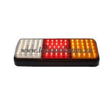 Combinación LED Trailer Light, E-MARK luces traseras traseras