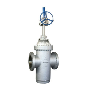 A través de Conduit Slab Gate Valve