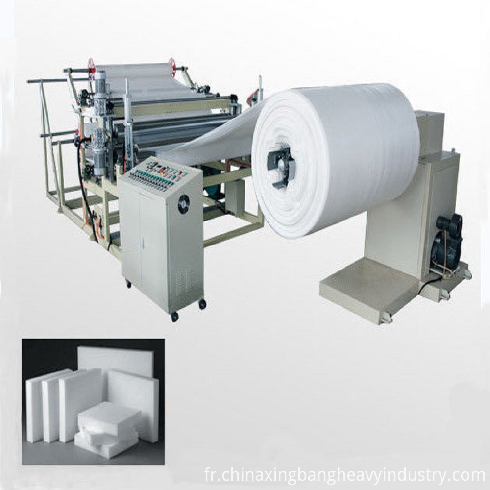 foam_sheet_extrusion_line_electrical_heating