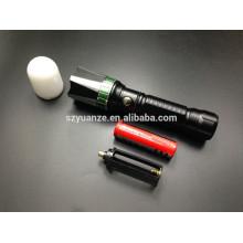 Linterna led de luz de base magnética, linterna magnética, linterna de base magnética led