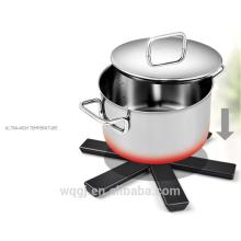 High Quality Folding Table Pot Mat Holder Newest Design Folding Heat Insulation Pot Pad