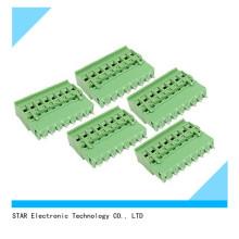 5A 8 Pin 8-Way PCB Connector Screw Terminal Block