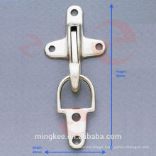 Nickel Plane Buckle Lock for Bag / Case / Luggage (P2-31A)
