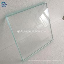 vidrio laminado templado flotante de alta calidad del marco de la imagen de 4m m y ribete de pulido en China