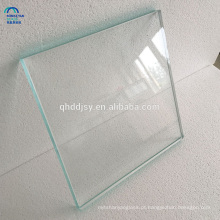 alta qualidade 4mm clear picture frame float temperado vidro laminado e polimento de afiação na China
