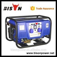 BS2500B BISON China 2kva 2kw Mini gerador de energia com preços atacado Paquistão