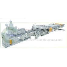PP Hollow Sheet Linie