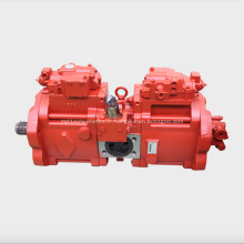 Pompe hydraulique 31EG-10010 R160, pompe d'excavatrice R160LC-3, pompe principale R160-3