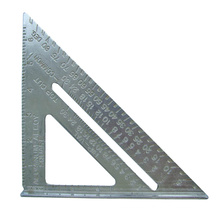 Aluminum Tri Angle Square Rulers