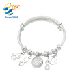 Fashion Ladies Jewelry Simple Design Charm Bangle Women Bracelet