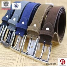 All Color and Alloy Buckle Material man belt