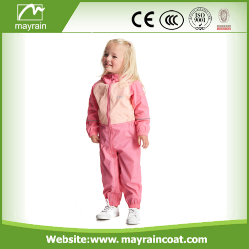 Cheap Customized Polyester Raincoat