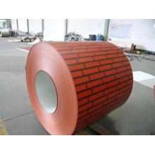 Завод прямой Цзянсу Цвет покрытием металла катушки