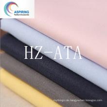Baumwolle / Polyester Stoff für Kleidungsstück / Popeline Stoff