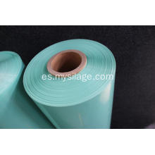 Color verde Silage Wrap Film High Tack