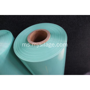 Green Color Silage Wrap Film High Tack