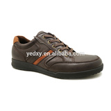 own design hot sale leather shoes with casual style