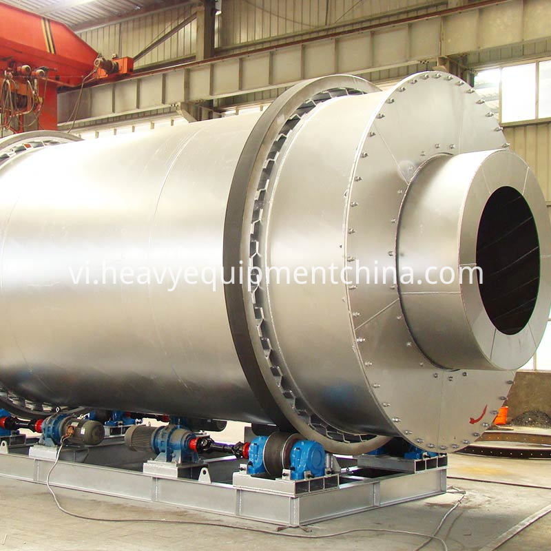 Triple Cylinder Dryer