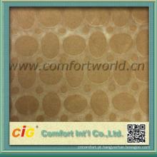 decoração de tecido elástico