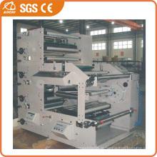Máquina de impressão flexográfica automática (AC650-4B)
