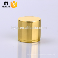 popular gold zamac cylinder cap
