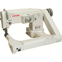 Цукер тяжелый долг большой крюк зигзага швейная машина (ZK2150F)