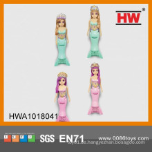 Kinder B / O Plastik Schwimmen Meerjungfrau Spielzeug