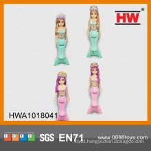 Kids B/O Plastic Swimming Mermaid Toys