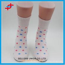 2015 летние студенческие хлопчатобумажные и поли-купальники носок разноцветные