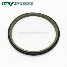 PTFE combinado anel de vedação do limpador de vedação do anel de vedação da cabeça do selo do cilindro