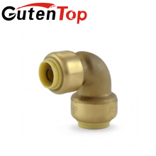 GutenTop High Quality Push Fit 90 Elbow Plumbing Fitting for any Good Quality Pipe
