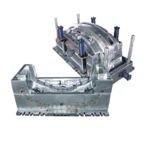 Alumínio fundição de peças com acabamento de revestimento de energia