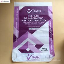 saco de fertilizante scotts com fundo quadrado