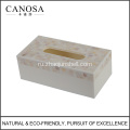 River Shell Wholesale Tissue Box for Home Decoration
