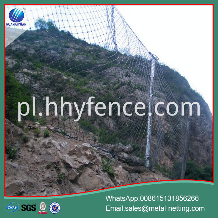 rockfall-barrier-netting