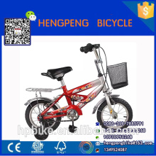 Boys bmx child bikes for sale / cheap bmx children bicycle / four wheel kid bike