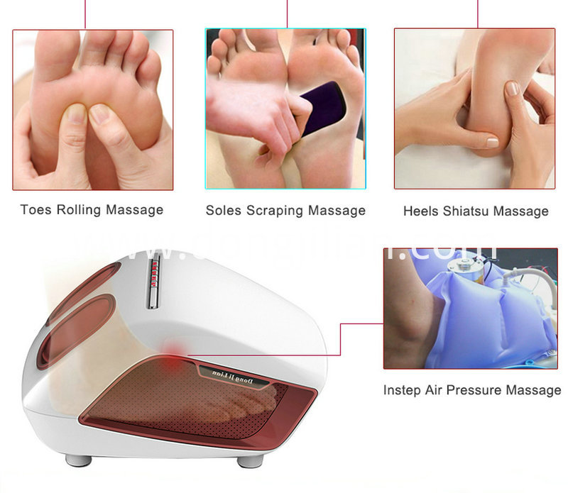 Kneading Foot Massage Device