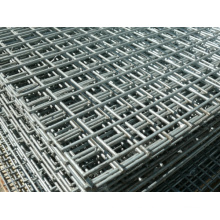 Panel de malla de alambre de acero soldado con autógena galvanizado sumergido caliente