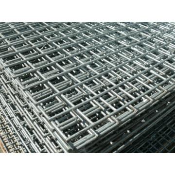 Heiße eingetauchte galvanisierte geschweißte Stahlmaschendraht-Platte