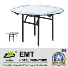 Hotel Banqueting Hall Foldable Banquet Table (EMT-FT601)