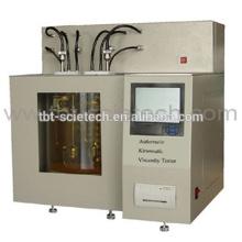 Verificador automático da viscosidade do petróleo TBT-265H-1 Kinematic