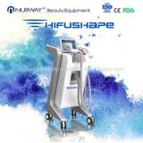 High Intensive Focused Ultrasound HIFU Body Shape Slimming for fat removal machine