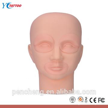 3D Modell Tattoo Praxis synthetische Haut