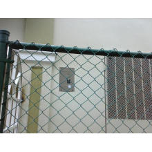 China Wholesale Used Galvanized Chain Link Fence